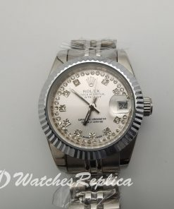 Rolex Datejust 279174 Stainless Steel 18k Gold For Women 28mm Watch