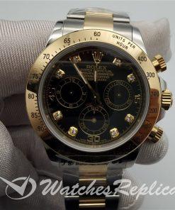 Rolex Daytona 116503 40mm Stainless Steel & Yellow Gold For Men Watch