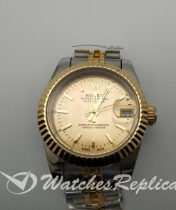 Rolex Datejust 179173 26mm 316 Grade Stainless Steel With Yellow Gold For Women Watch