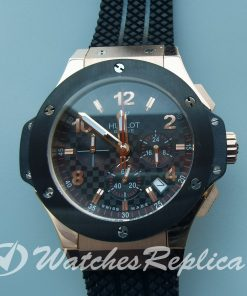 Hublot Big Bang 301.Pb.131.44mm Rx Black Carbon And Rose Gold For Men Watch
