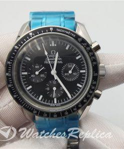 Omega Seamaster 3570.50.00 42 Mm 316 Grade Stainless Steel Black Dial For Men Watch
