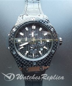 Hublot Big Bang 301.Qx.1740.Gr 44 Mm Scratch Resistant Sapphire And Black Dial For Men Watch