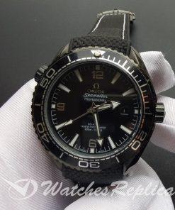 Omega Planet OCEAN 232.32.46.21.01.003 46 Mm Braided Bracelet For Men Watch