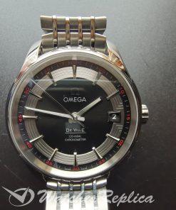 Omega De Ville 431.30.41.21.01.001 Stainless Steel Black Dial 41mm For Men Watch
