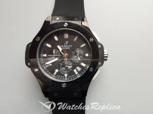 Hublot Big Bang 301.Ci.1770.Rx Rubber And Black Dial 44mm For Men Watch