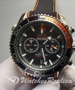 Omega Seamaste 215.32.46.51.01.001 45.5mm Steel Case And Black For Men Watch