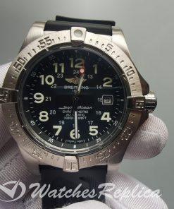 Breitling Avenger Seawolf E17370 44mm Steel And Titanium Case For Men Watch